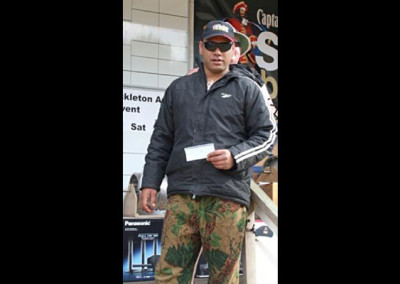 Irmana Yates from Kaitaia took the prize for average fish weighing 1.325kg (closest to overall 1.323kg).